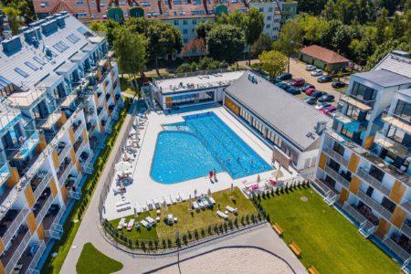 Apartamenty Kołobrzeg - Fenik 405